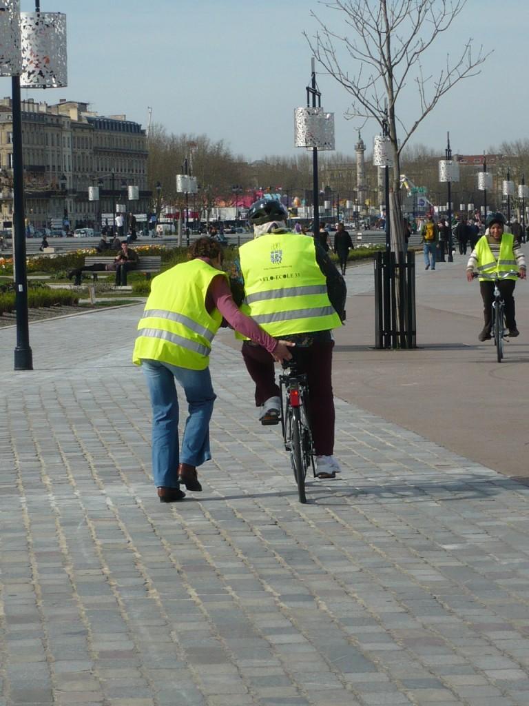 photo article Vélo-école