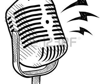 11670333-doodle-style-retro-microphone-radio-or-communication-illustration