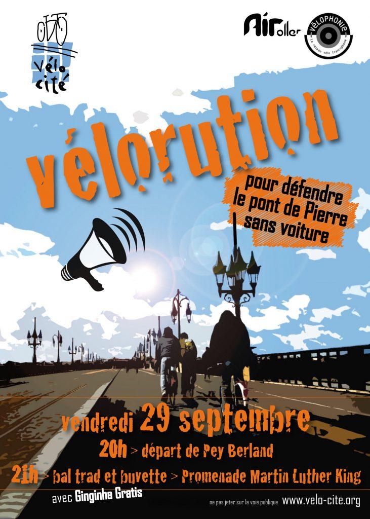Affiche vélorution 3