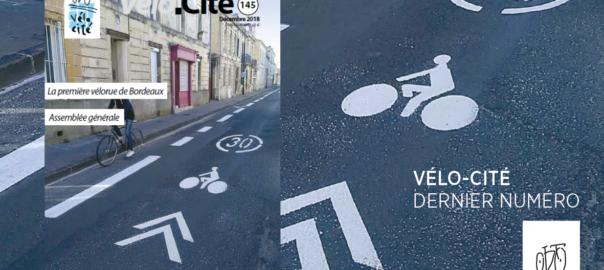 vélo-cité dernier numéro 145