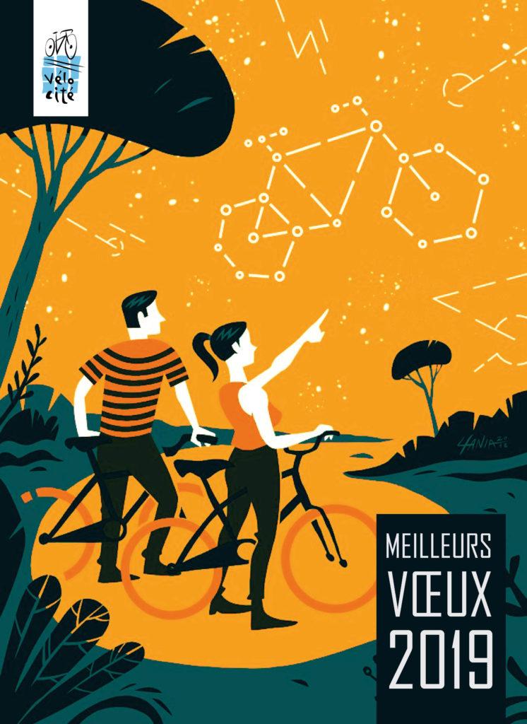 voeux 2019 vélo-cité
