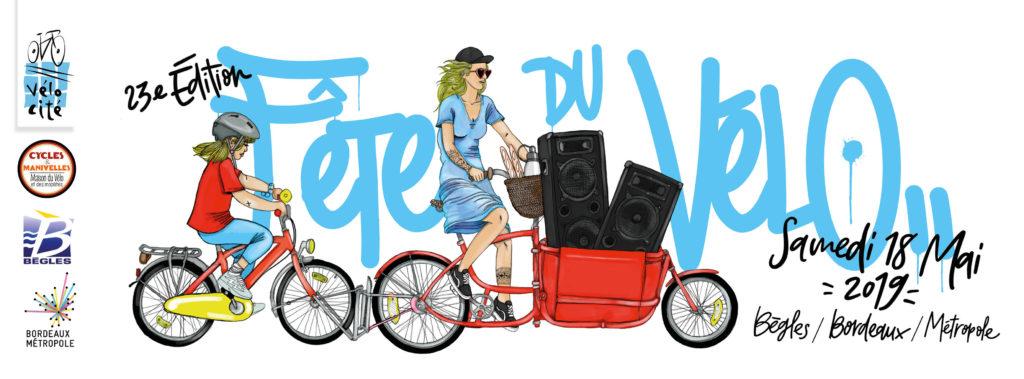 Bannière Fête du vélo VF