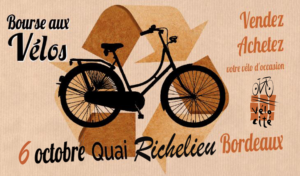 Visuel Bourse aux vélos - crédit Vélo-Cité
