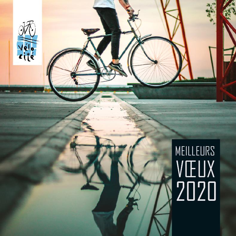 Vélo-Cité meilleurs voeux 2020