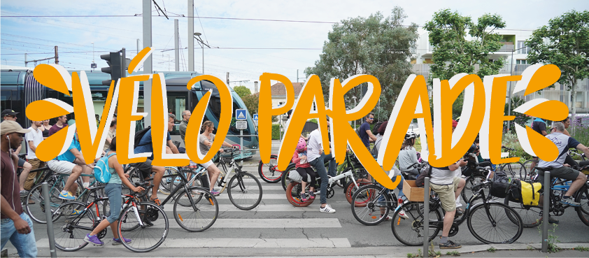 Logo Vélo Parade