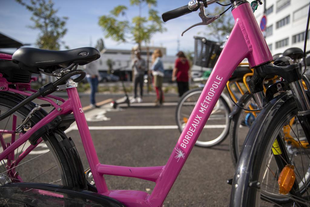 vélo bordeaux métropole