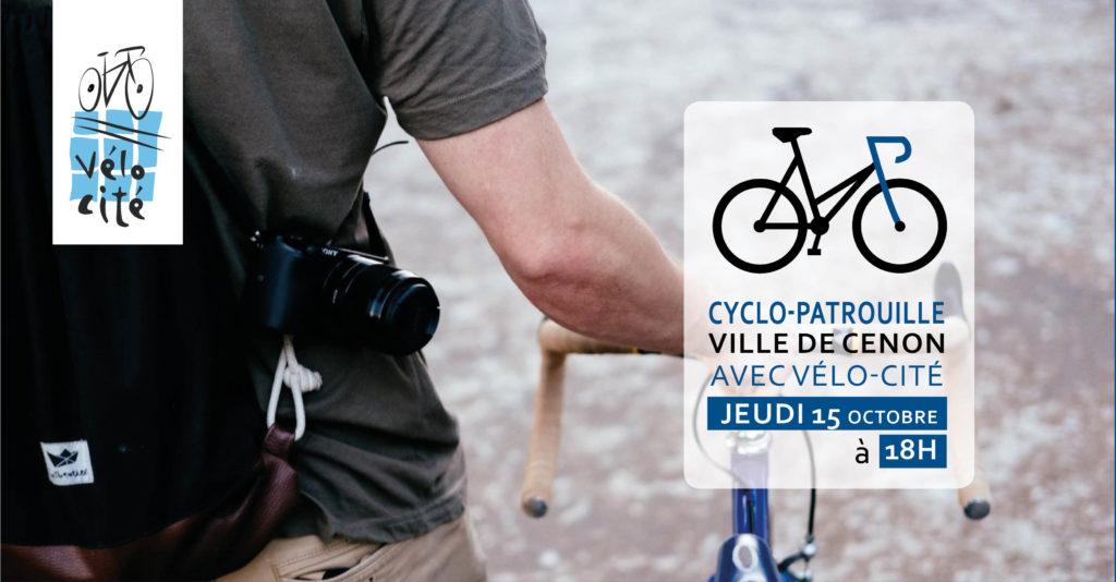 cyclo-patrouille FB