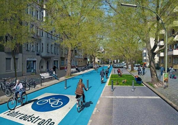 Proposition Vélorue Bordeaux - Vélo-Cité