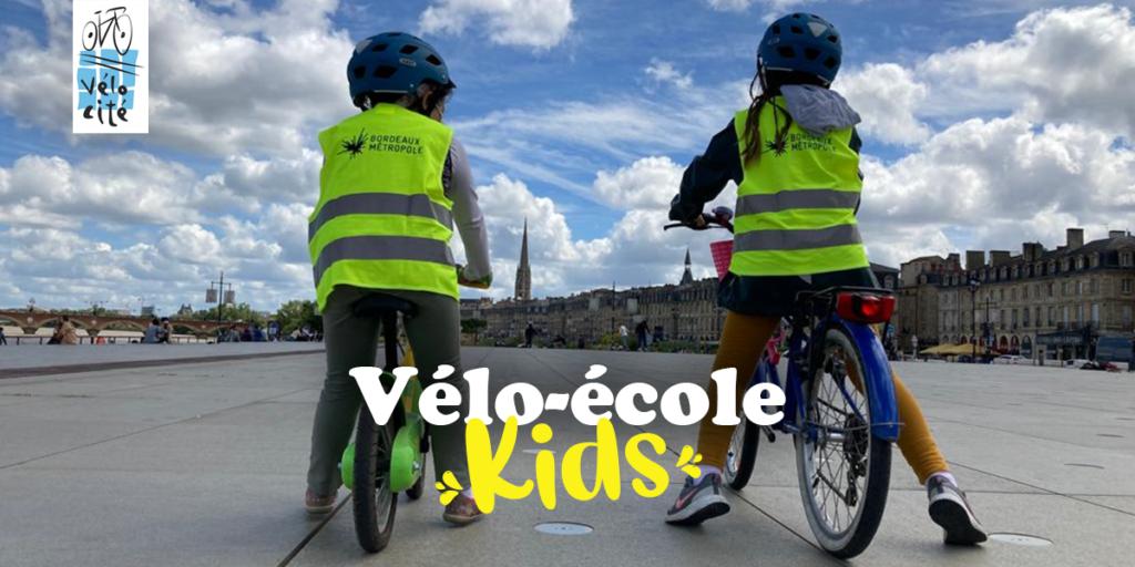 Vélo-école kids Summer Vélo-Cité