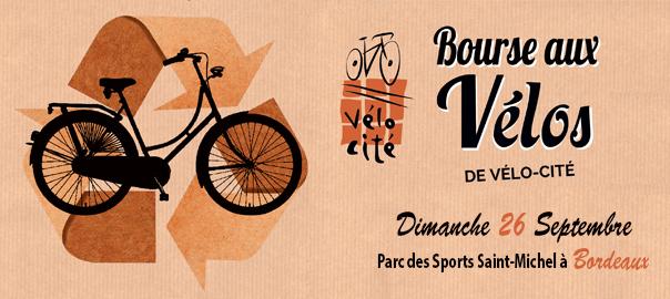 Bourse aux vélos Fête du vélo 2021 Vélo-Cité