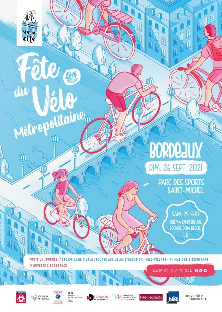 Fête du vélo 2021 Vélo-Cité