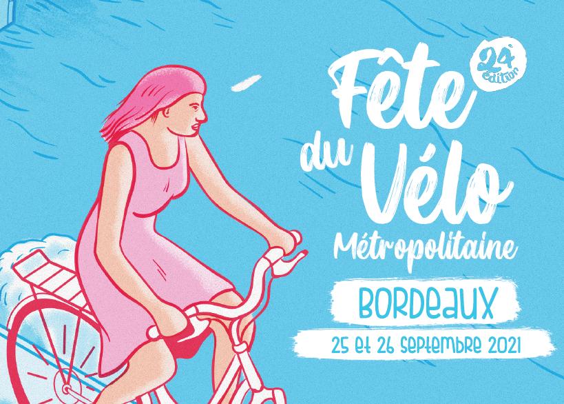 Facebook Fête du vélo 2021 24e édition Vélo-Cité
