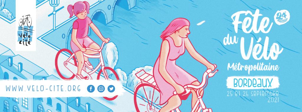 Facebook - Fête du vélo 2021 Vélo-Cité