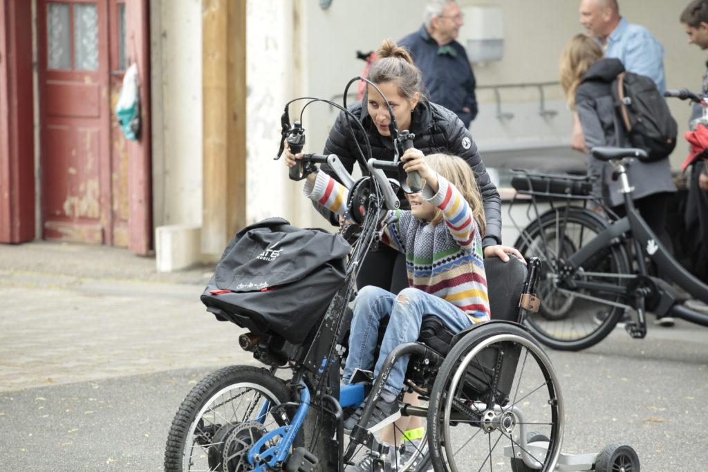 Fête du vélo Vélo-Cité photo événement