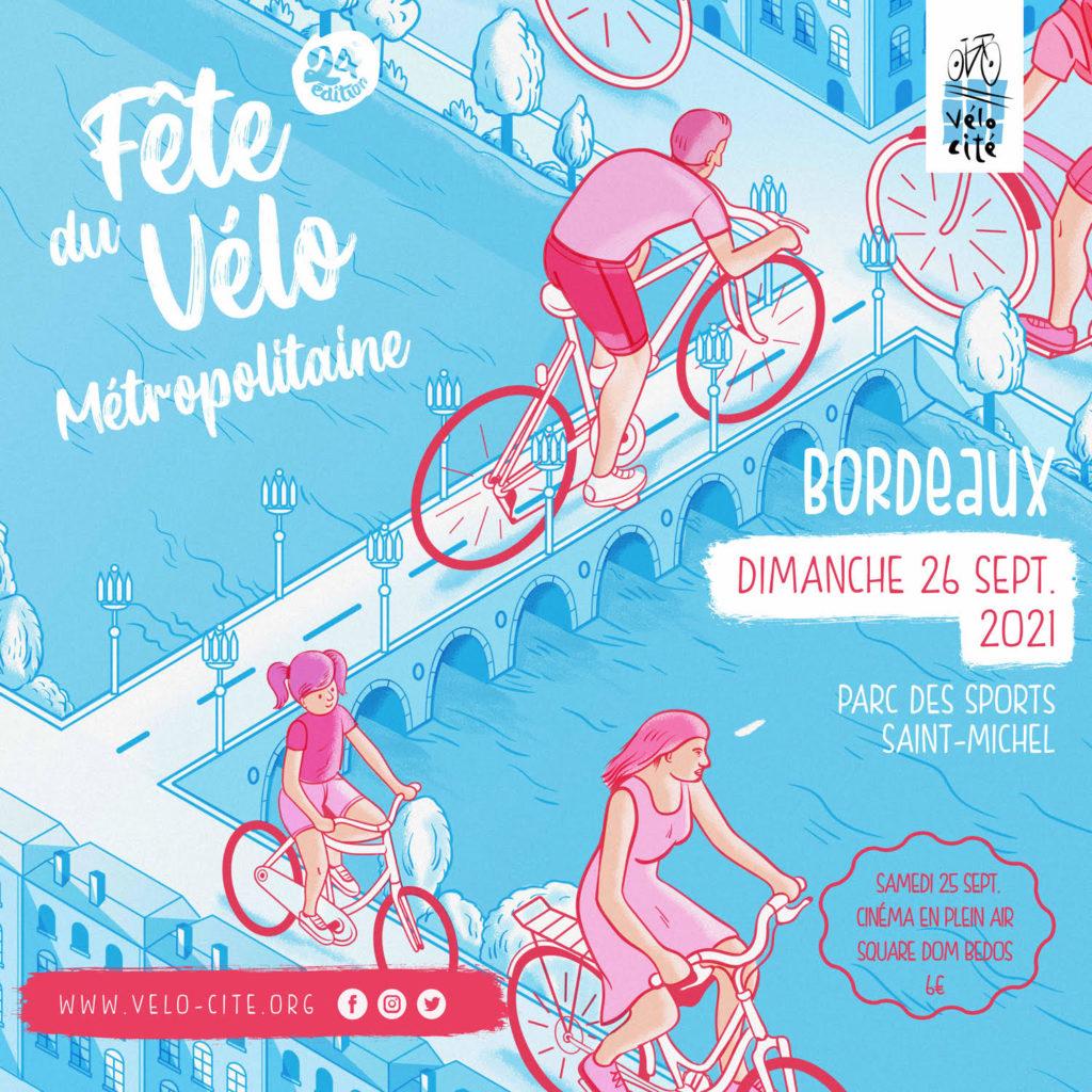 Instagram Fête du vélo 2021