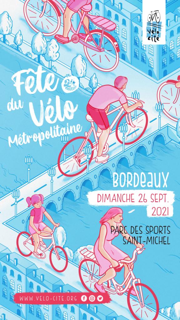 Instagram Story - Fête du vélo 2021