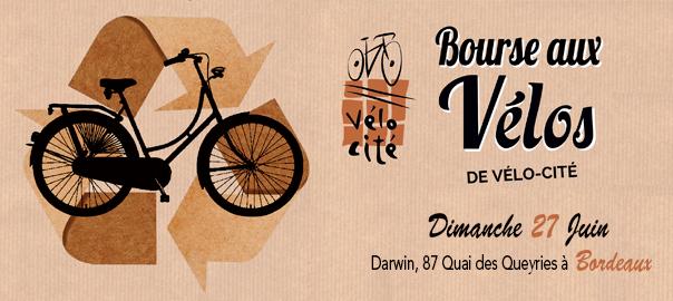 Bourse aux vélos à Darwin - Vélo-Cité